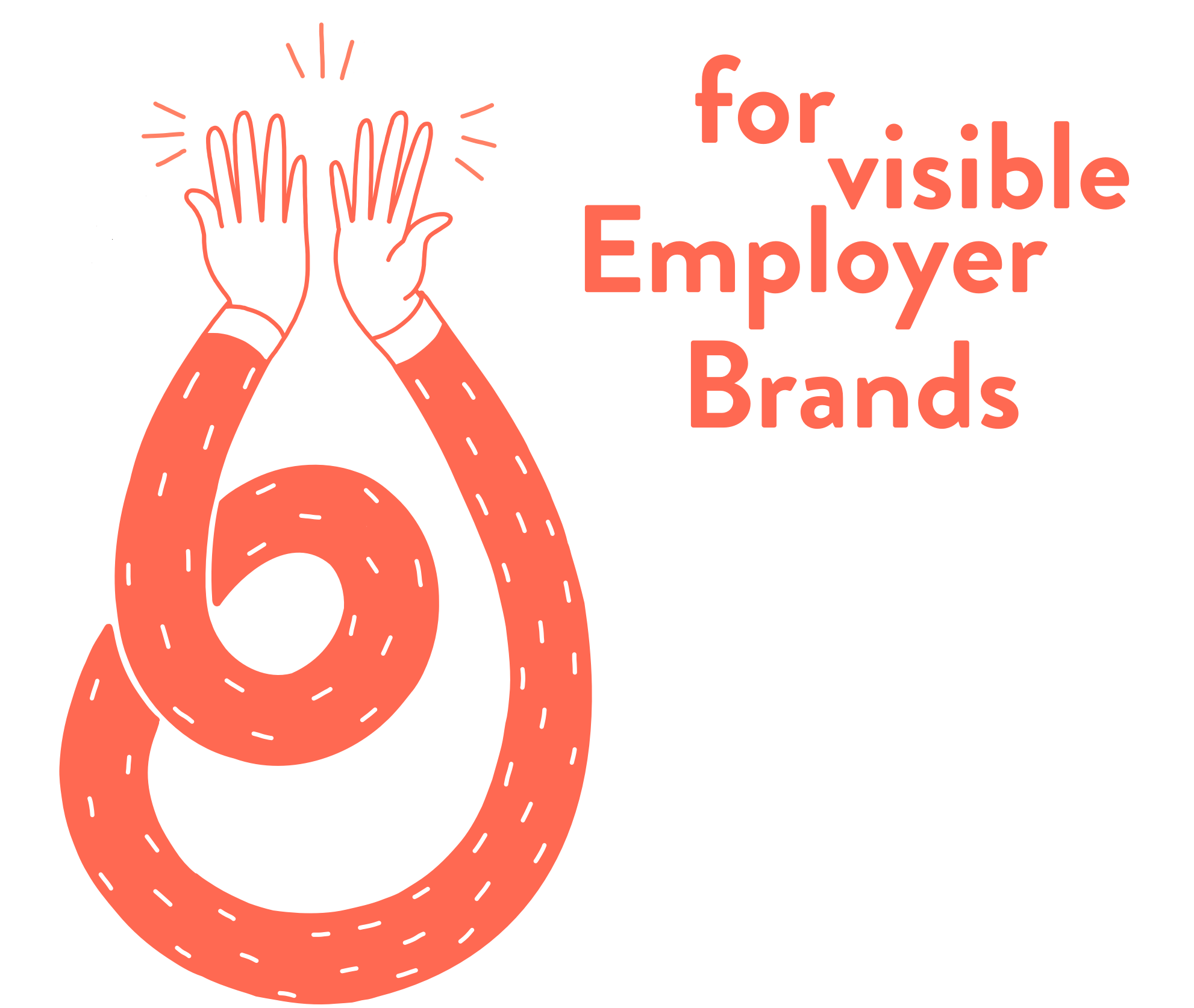 Logo for Visible Employer Brands
